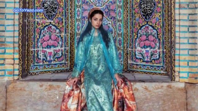 کلیپ دیدنی از شهر شیراز