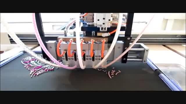 دستگاه مروارید زن اتوماتیک (5 رنگ ، 5 سایز)