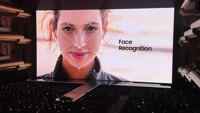تکنولوژی تشخیص چهره گلکسی S8 گول میخورد