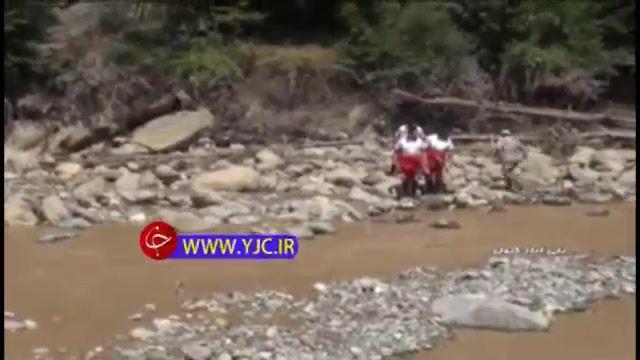 یافتن جسد کودک 3 ساله پس از وقوع سیل گلستان