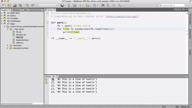 29- شمردن در Python پایتون