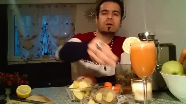 طبیبی خود باشید با آبمیوه های طعبیی Suraj Sarwari