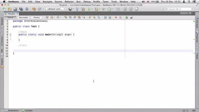 4- بازگشت یا Recursion در جاوا Java