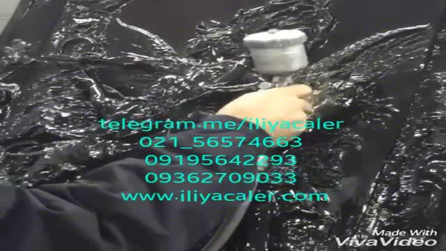فروش فرمول و مواد آبکاری ایلیاکالر02156574663