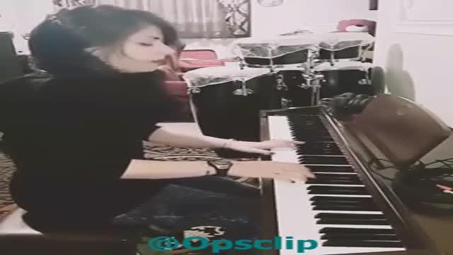 پیانو زیبا نواختن