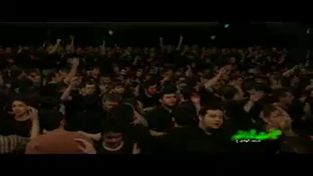 حاج محمود کریمی شب دوم فاطمیه دوم 96(زمینه:یه وقتا از آه میسوزه سینه ام)