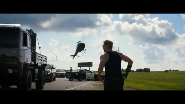 تریلر جدید فیلم پرطرفدار لوگان Logan