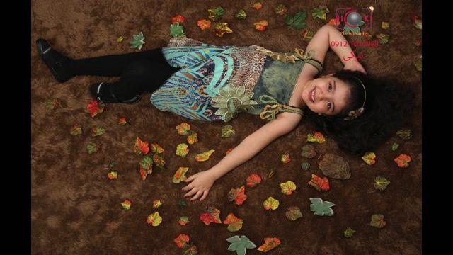 آتلیه عکاسی کودک و عکاسی نوزاد نیکی