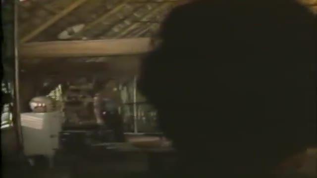 پشت صحنه فیلم رمبو 2
