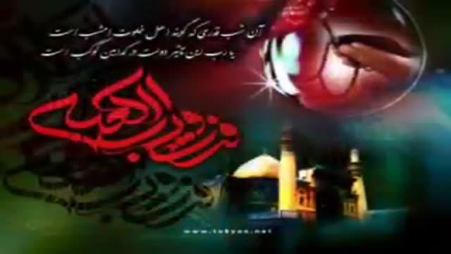 شور زیبای « کربلا وطنم» کربلایی مهدی امیدی مقدم