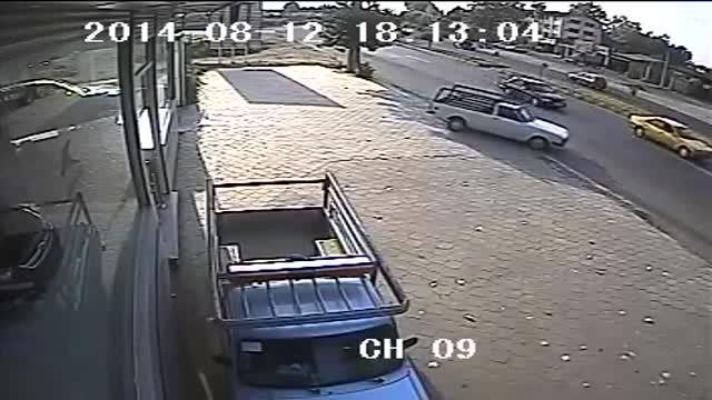 اشکنان دوربین تصادف موتور acsident