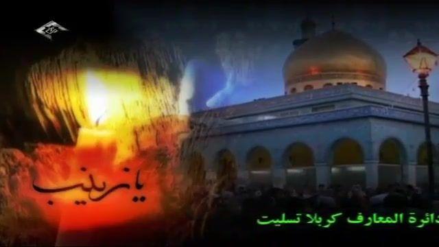 مداحی جانسوز وفات حضرت زینب (سلام الله علیها) / حاج محمود کریمی / فوق العاده زیبا