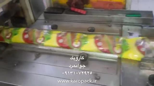 دستگاه بسته بندی قطعه ای( پیلوپک )
