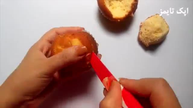 اپک تایمز: طرز تهیه چیز کیک فنجانی