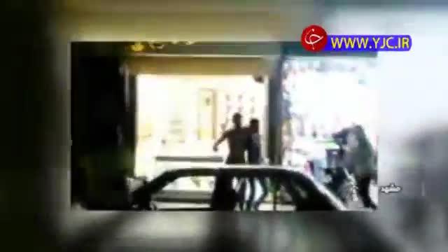 جزییات حادثه گروگان گیری در مشهد از زبان گروگان و دستگیری مجرم به دست پلیس