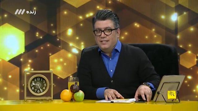 برنامه ای جدید با اجرای احسان علیخانی و بازگشت افخمی به برنامه هفت در شبکه 3