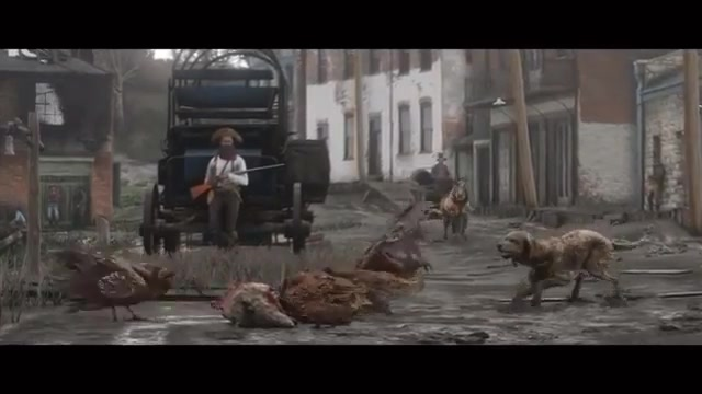 انتشار اولین تریلر رسمی بازی Red Dead Redemption 2