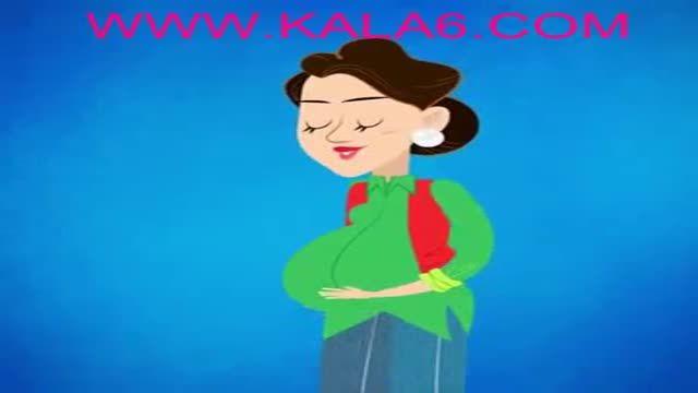 تغذیه   در دوران بارداری (WWW KALA6 COM)