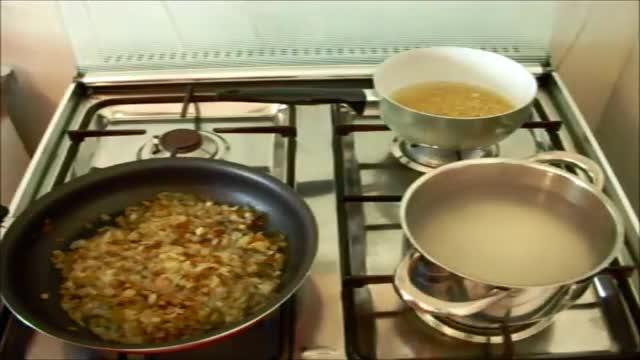 کوفته برنجی Koofteh Berenji