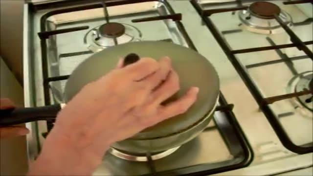 کوفته ریزه بادمجان و سویا Koofte bademjan va soya