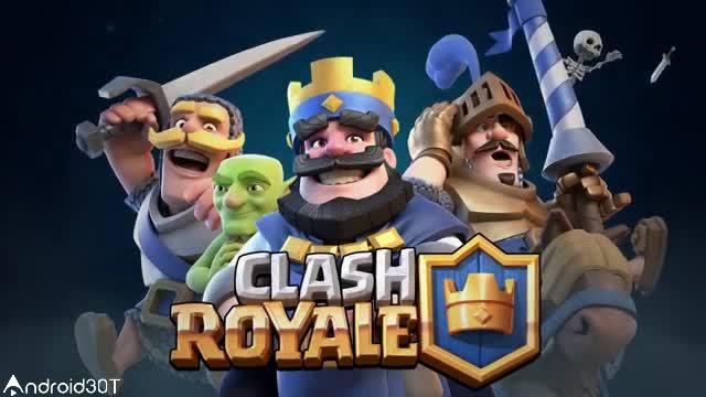 معرفی بازی کلش رویال برای اندروید clash royale