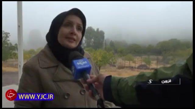 منطقه توریستی و بکر الموت قزوین میزبان خبرنگاران کشورمان