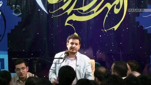 چگونه گناه نکنیم(شب چهارم)