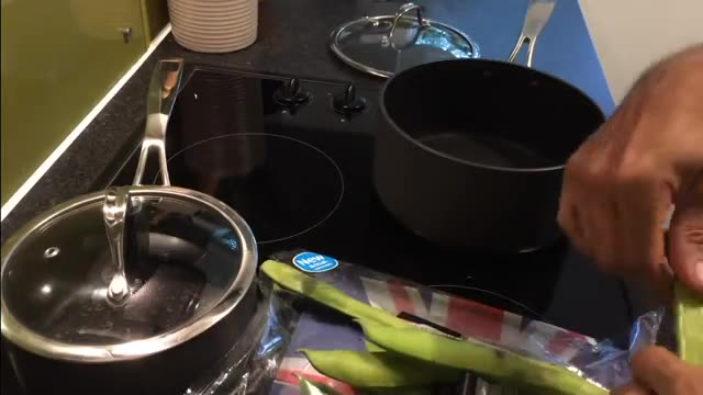How To Make Broad Bean - آموزش درست کردن باقالی پخته