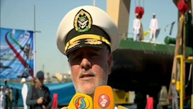 دو فروند شناور زیردریایی به ناوگان نیروی دریایی ایران افزوده شد !!!