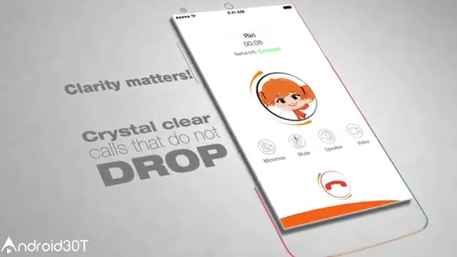 معرفی مسنجر رینگ آی دی ringID- Free Video Call & Chat