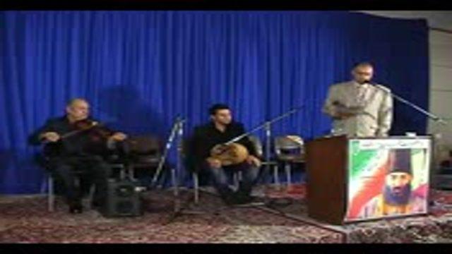 اگر بگذارند... سروده: استاد مرتضی کیوان هاشمی با صدای: استاد محمد صدری