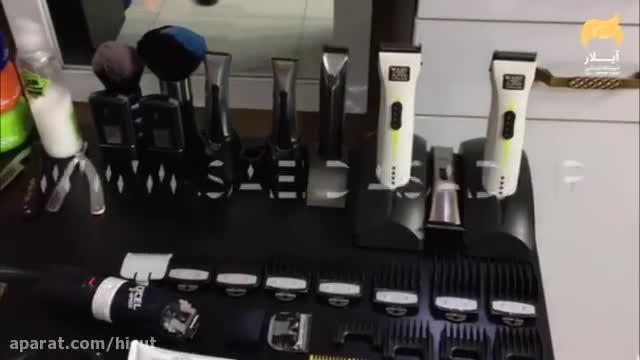 آموزش رنگ کردن مو با فویل