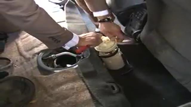 ساخت موتور اتومبیل با سوخت آب توسط مخترع ایرانی
