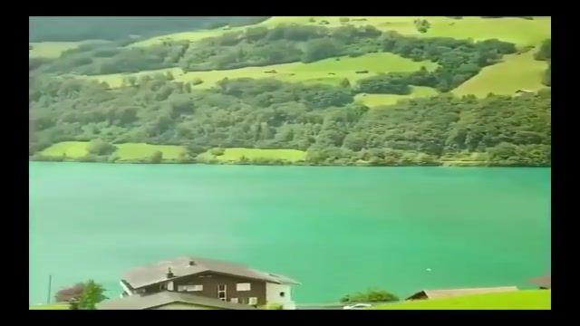 طبیعت فوق العاده زیبای سوییس