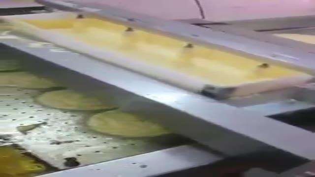 دستگاه تولید زولبیا