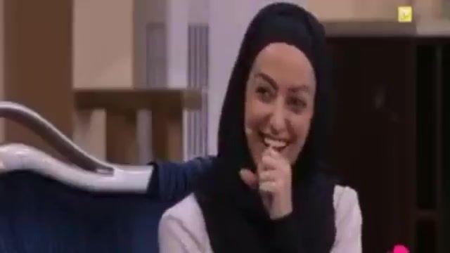تیکه باران شدن بازیگر محبوب توسط مهران مدیری