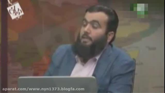 وقتی شبکه وهابی وصال حق نتوانست جواب بیننده شیعه را بدهد و آبروی کارشناس وهابی ح