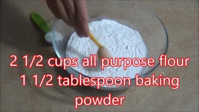 Rainbow Cake  Recipe طرز تهیه کیک رنگین کمان