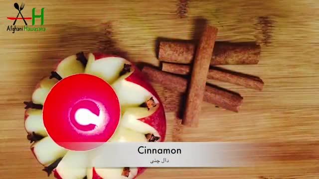 How to make applesauce at home [طرز و تهیه مربا سیب در خانه ]