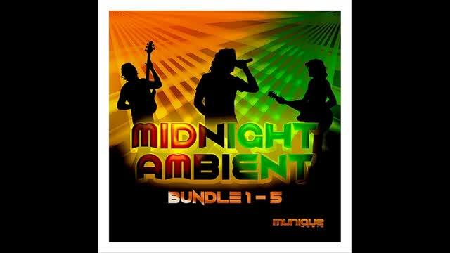 دانلود پکیج سمپل جدید Munique Music Midnight Ambient 1-5 WAV