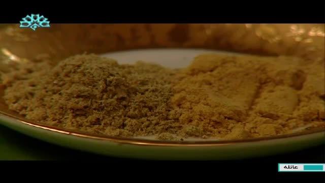 آموزش کیک هویج توسط خانم حکاکی ( آموزش به زبان آذری )