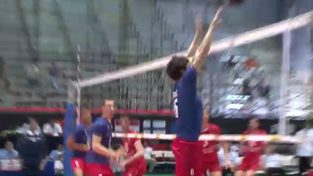 گزیدهای از بازی نوجوانان ایران و فرانسه در قهرمانی نوجوانان جهان 2013