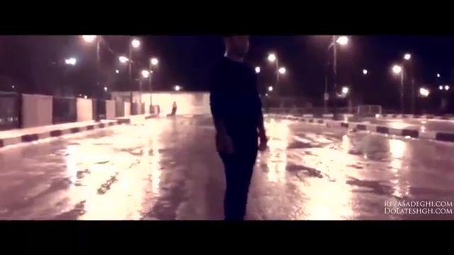موزیک ویدیو رضا صادقی بنام شب بارونی