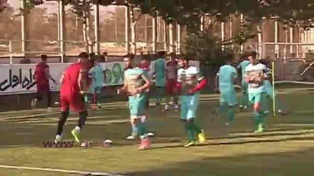 فوتبال ایران برای صعود به المپیک 2020  توکیو آماده میشود