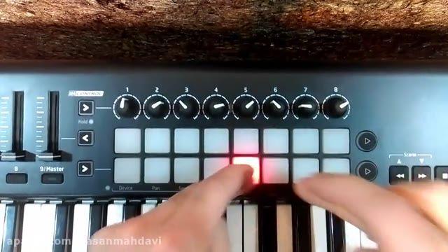 سمپل لوپ و درام کیت پرکاشن برای DJ باز ها-ست تریبال 1