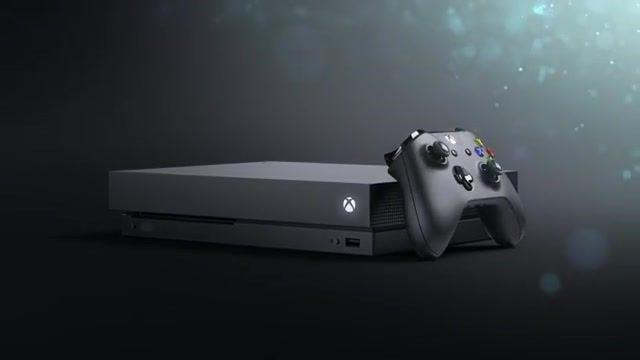 رونمایی از کنسول Xbox One X -  ایکس باکس وان ایکس