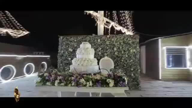 لوکس ترین ازدواج های ایرانی در این باغ رویایی برپا می شود باغ تالار مجنون میزبان مجلل ترین مراسم های