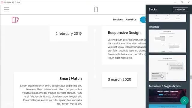 طراحی سایت شروع قیمت از 500 هزار تومان modirnab.ir