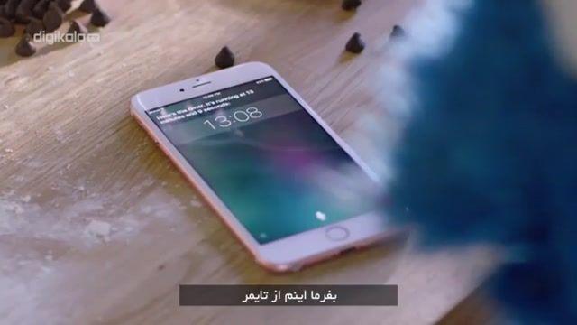 تبلیغ جالب اپل برای قابلیت Hands free سیری در آیفون 6اس +زیرنویس