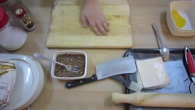 شیرینی گردویی دارچینی